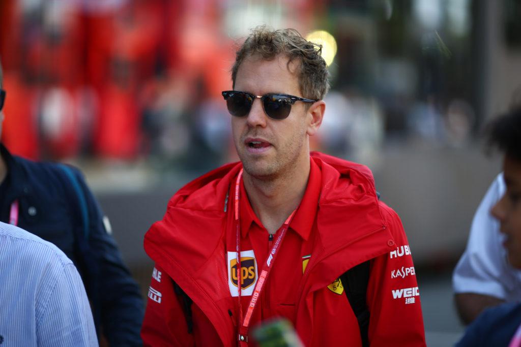 """F1   Ferrari, Vettel: """"Sono fiducioso, abbiamo un pacchetto forte"""""""