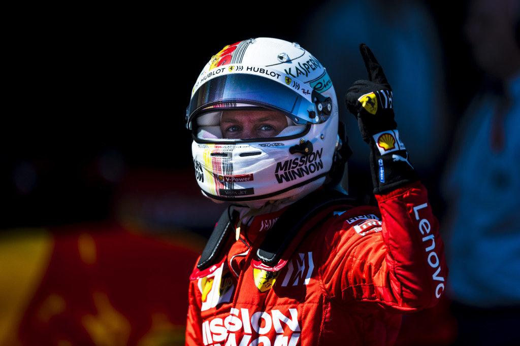 """F1   Ferrari, Vettel: """"La monoposto è migliorata, ma dobbiamo continuare a lavorare"""""""