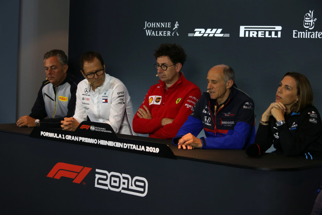 F1   Regolamenti 2021, aerodinamica attiva nuova idea per il futuro?