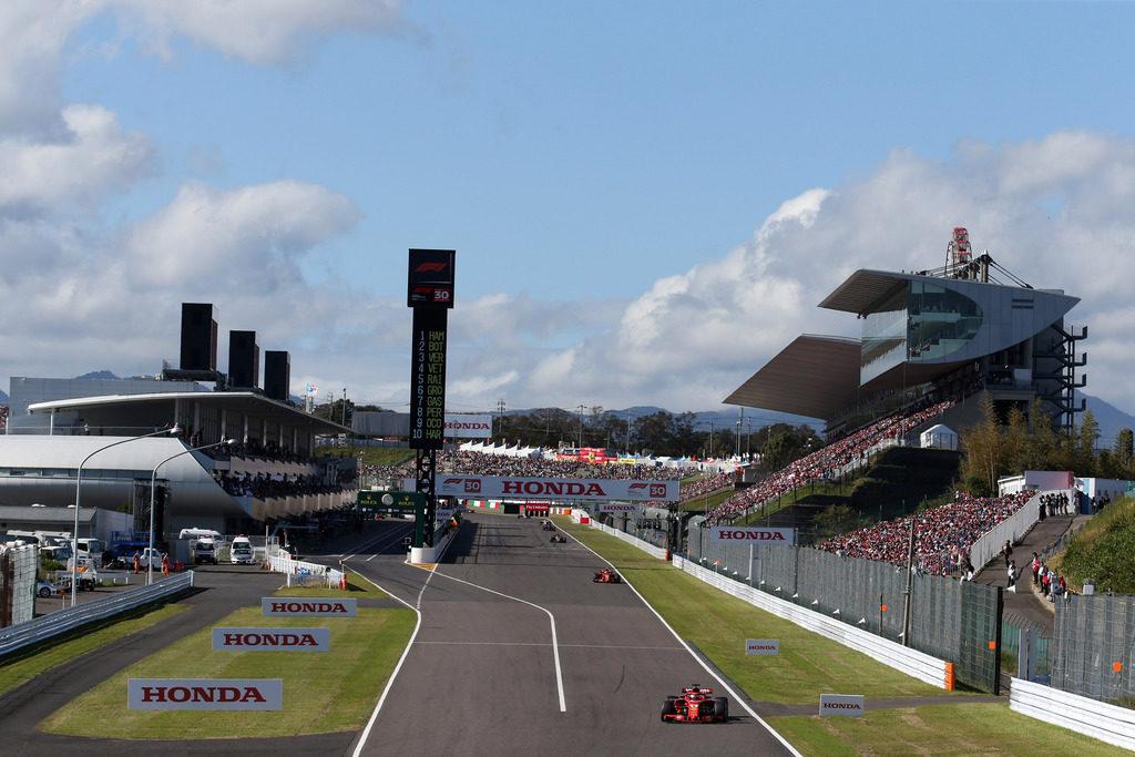 Gran Premio del Giappone 2019: anteprima e orari del weekend