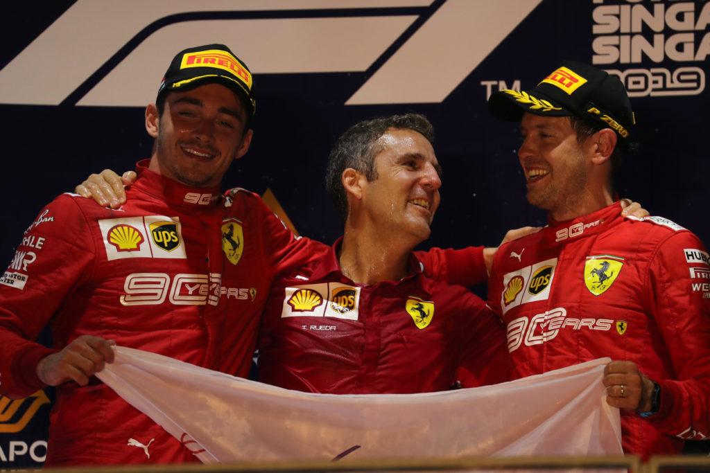 """Formula 1   Ferrari, Binotto su Vettel e Leclerc: """"Questa line-up è un lusso"""""""