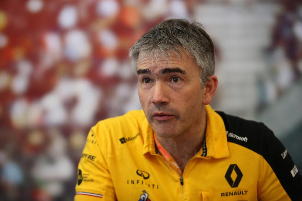 Formula 1 | GP Giappone, Renault in pista con diverse novità aerodinamiche