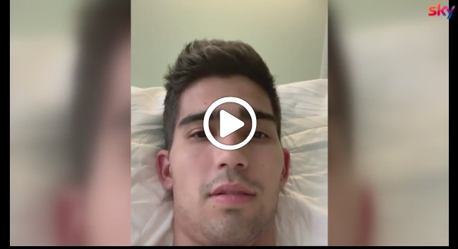"F2 | Correa, il primo video su Instagram: ""Penso a Hubert"" [VIDEO]"