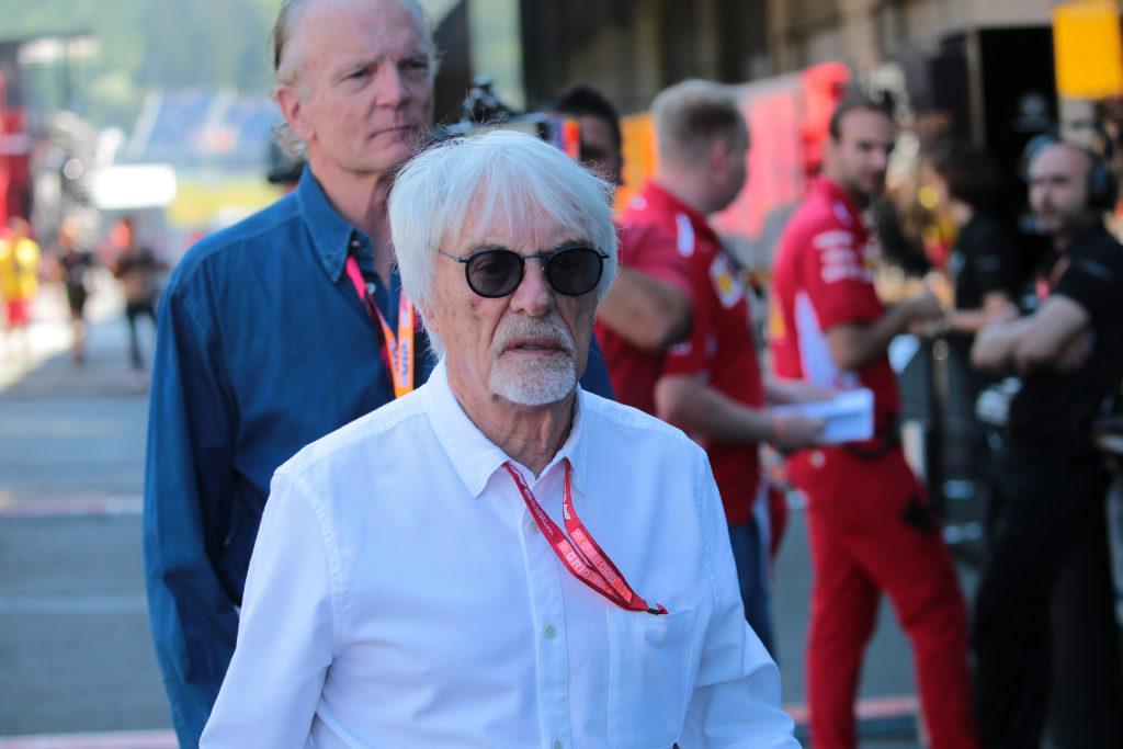 F1 | GP Russia, Ecclestone promuove lo spostamento della gara a San Pietroburgo