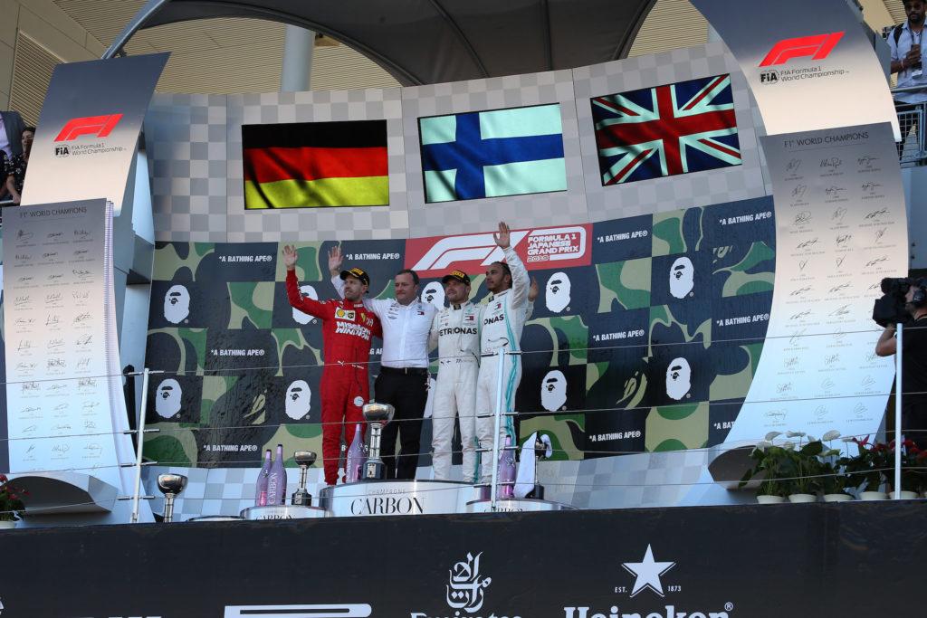 F1 | Pagelle GP Giappone – Ferrari c'è, Vettel e Leclerc no. Bottas vittoria d'orgoglio