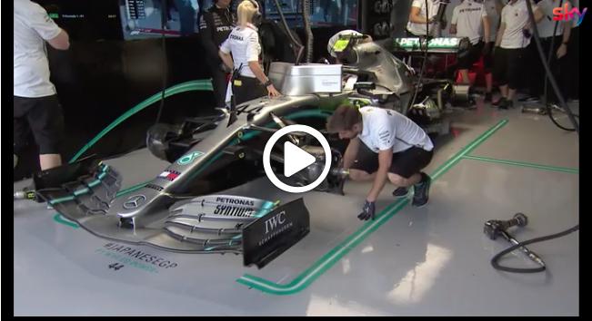 F1 | GP Giappone, Hagibis ferma il dominio delle Mercedes a Suzuka [VIDEO]