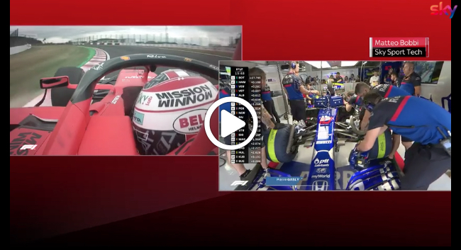 F1 | GP Giappone, Hamilton vs Leclerc nel primo settore: Bobbi analizza le differenze tra Mercedes e Ferrari [VIDEO]