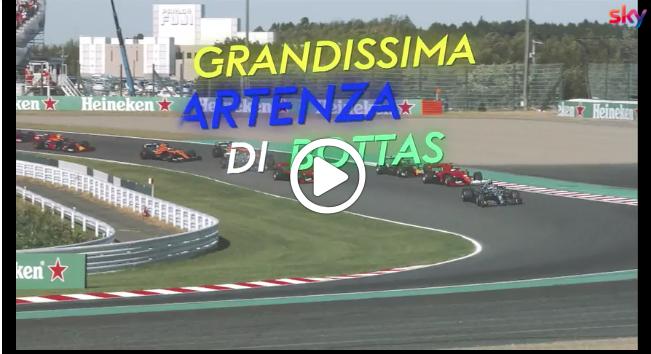Formula 1 | GP Suzuka, Mercedes conquista il titolo costruttori: i momenti più belli della gara [VIDEO]