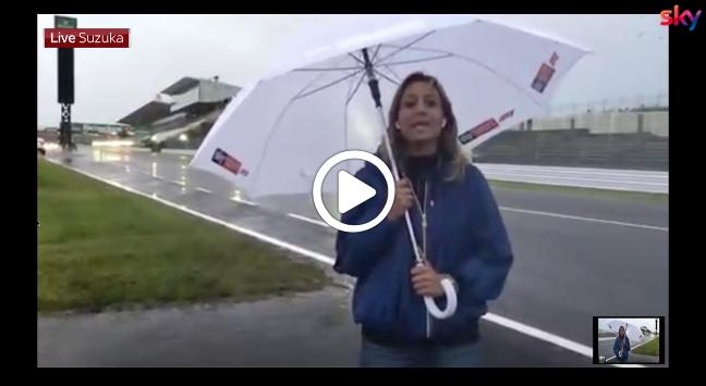 F1 | GP Giappone, pioggia e raffiche di vento a Suzuka: il punto di Mara Sangiorgio dal circuito [VIDEO]