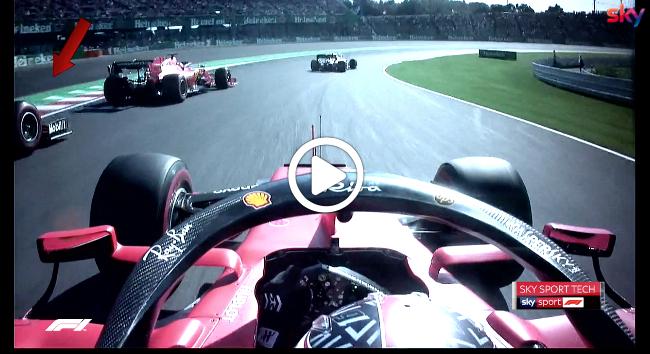 F1 | GP Giappone, contatto Leclerc-Verstappen al via: l'analisi allo Sky Tech [VIDEO]