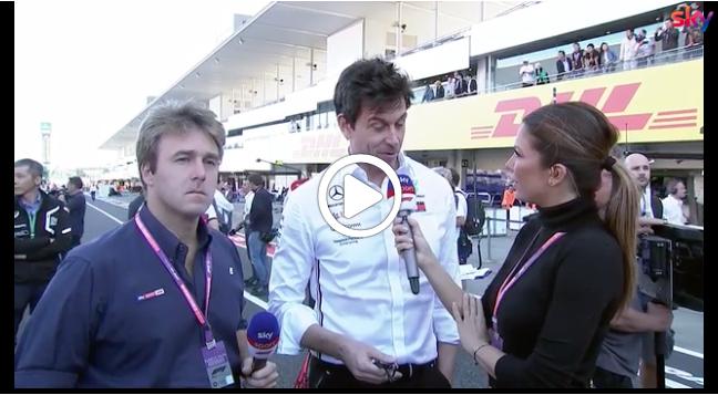 """Formula 1   GP Giappone, Wolff felice per il titolo costruttori: """"Abbiamo raggiunto la Ferrari"""" [VIDEO]"""