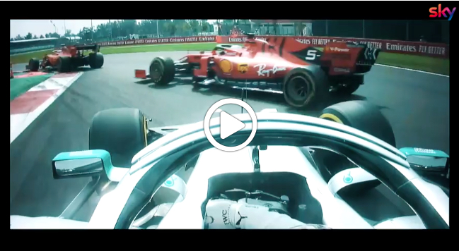 F1 | GP Messico, il meglio della gara a Città del Messico [VIDEO]
