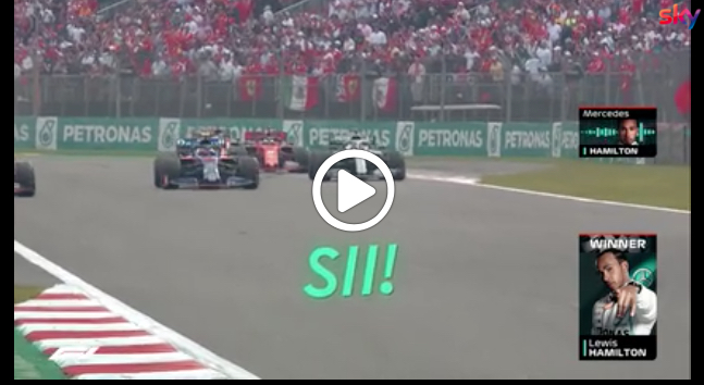 F1 | GP Messico, il 'best of' del week-end a Città del Messico [VIDEO]