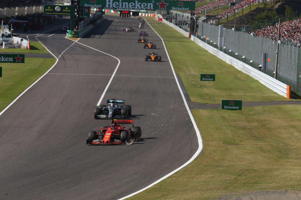 F1 | GP Giappone, Bottas re di Suzuka con una strategia a doppio pit stop