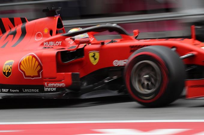 F1 | Test Pirelli: Vettel e Albon in pista a Barcellona