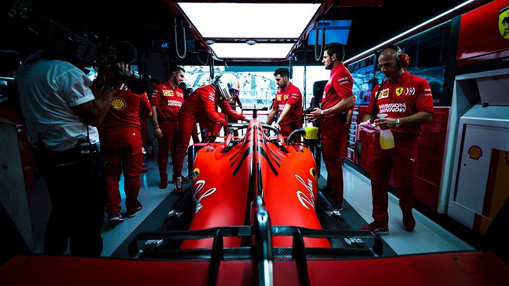 F1 | GP Messico, Ferrari pronta alla sfida Città del Messico