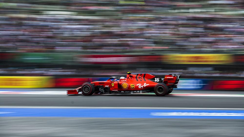 F1 | GP Messico, la griglia di partenza