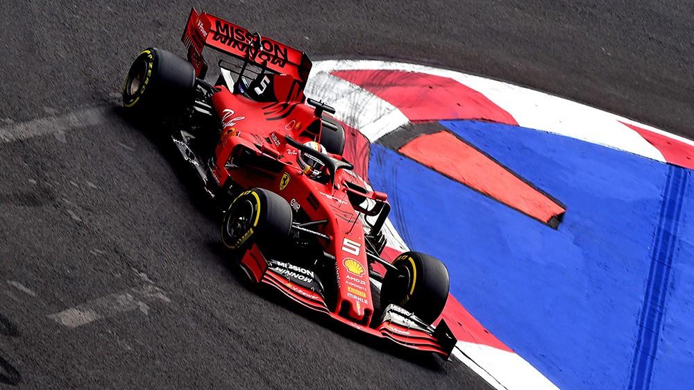 Formula 1 | GP Città del Messico, Ferrari protagonista di un venerdì positivo in Messico