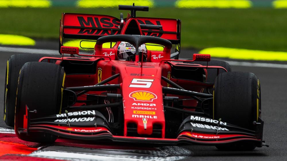 F1 | GP Messico, Vettel al comando della classifica dopo le FP2