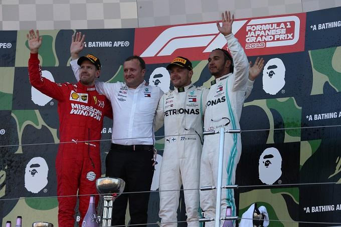 F1 | Gran Premio del Giappone: l'analisi della gara