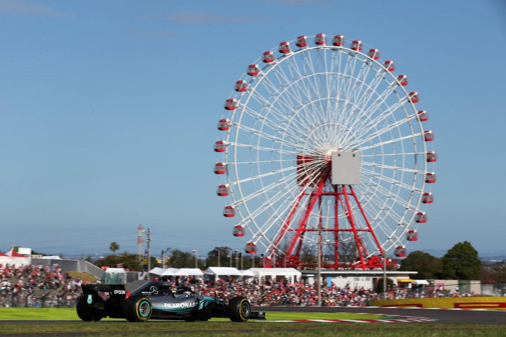 F1   GP Giappone, Brembo analizza l'impegno dei sistemi frenanti sul tracciato di Suzuka