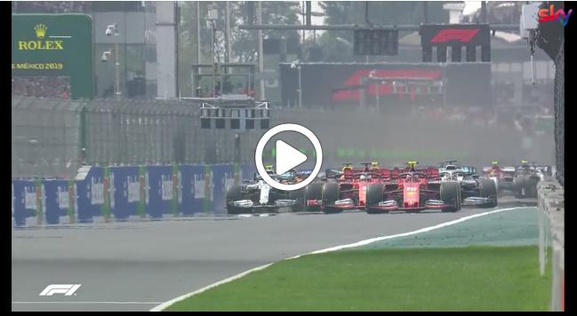 Formula 1 | GP Messico, il primo giro completo a Città del Messico [VIDEO]