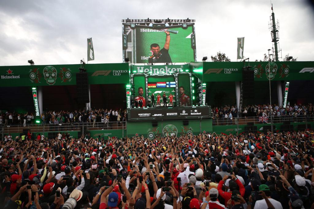 F1   GP Messico, gli orari del week-end su Sky Sport F1 HD