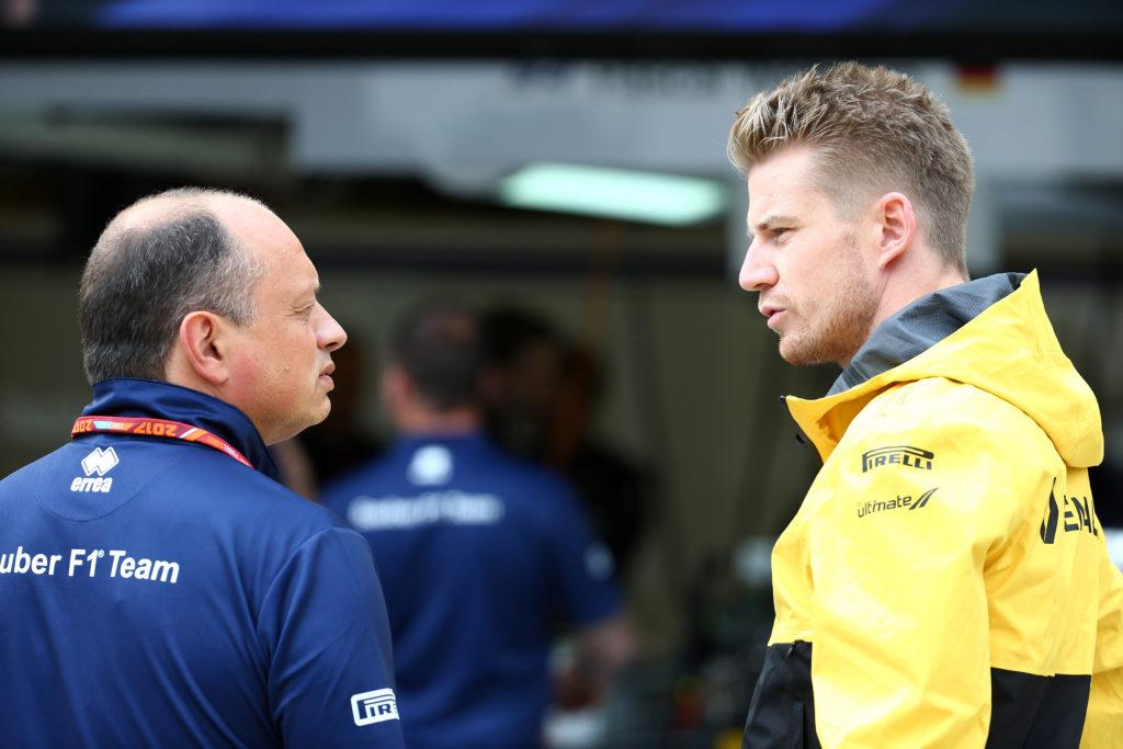 """F1   Hulkenberg conferma: """"Ho parlato con Alfa Romeo"""""""