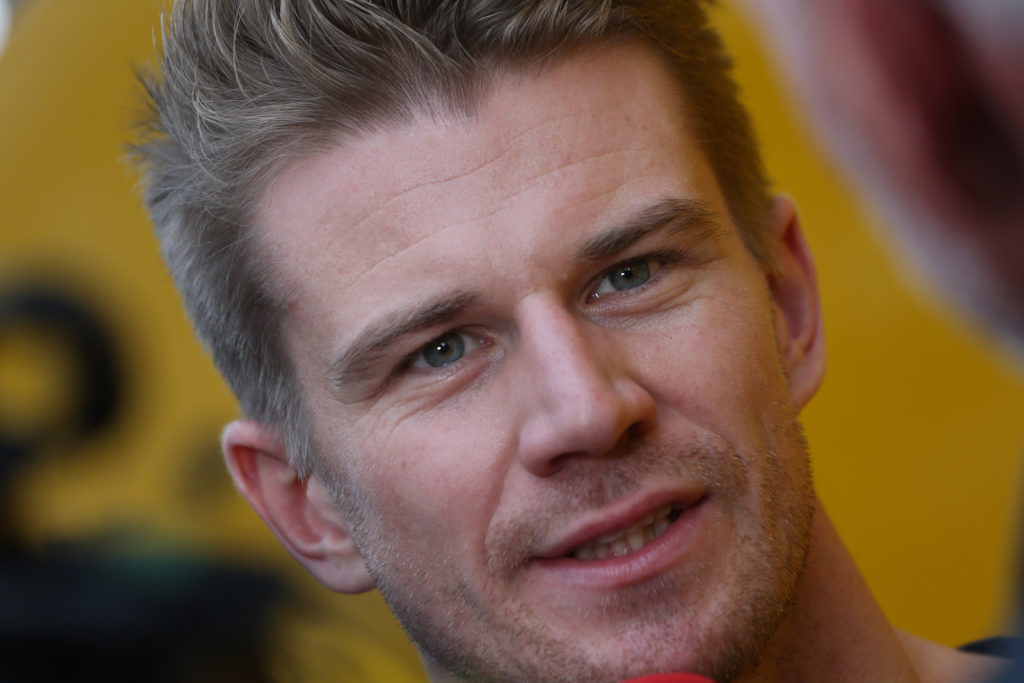 F1   Hulkenberg riflette sulla sua carriera