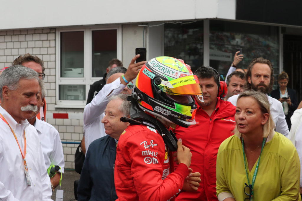F1 | Mick Schumacher: