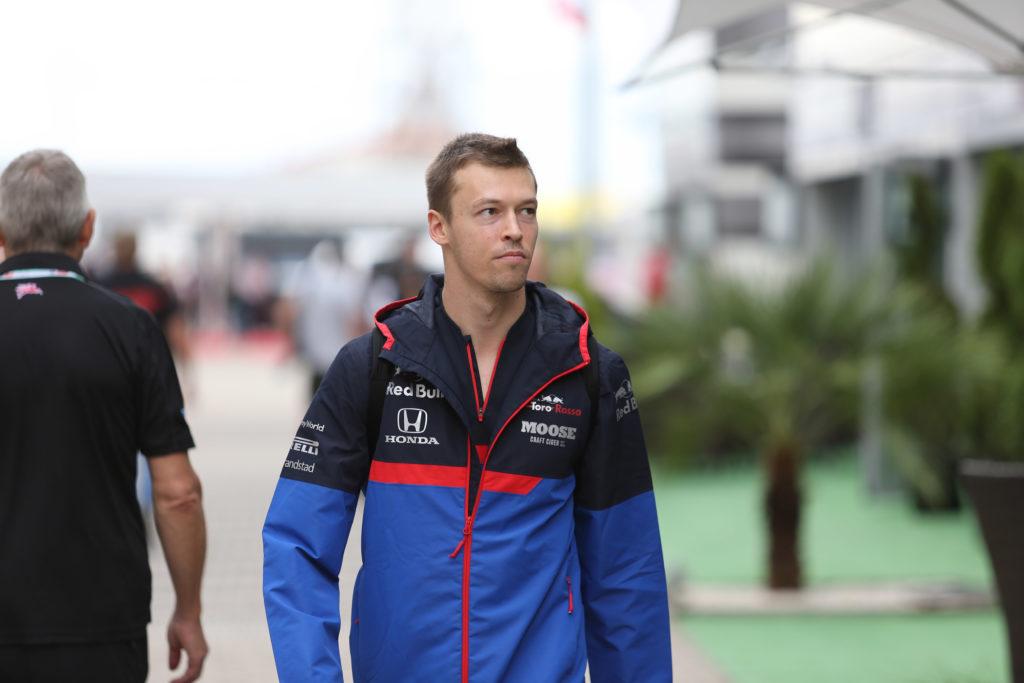 F1 | Kvyat smentisce il passaggio in Alfa Romeo