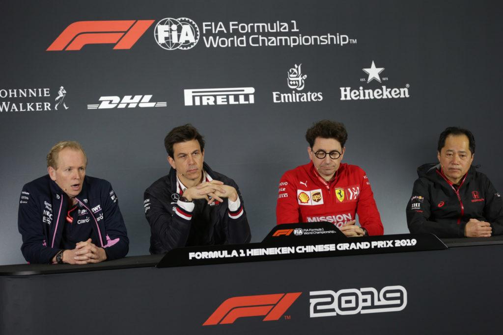 F1 | Lavori in corso sul telaio dopo l'incidente di Hubert