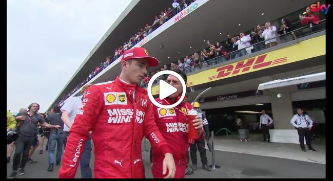 F1   GP Messico, Ferrari in pole a Città del Messico: Verstappen beffato [VIDEO]