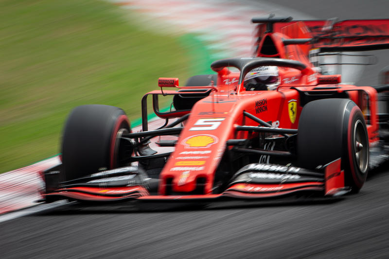 F1 | GP Giappone: pole da record per Vettel