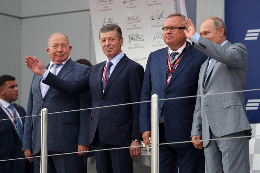 F1 | Nuovi team, il governo approva l'ingresso di una squadra russa in Formula 1