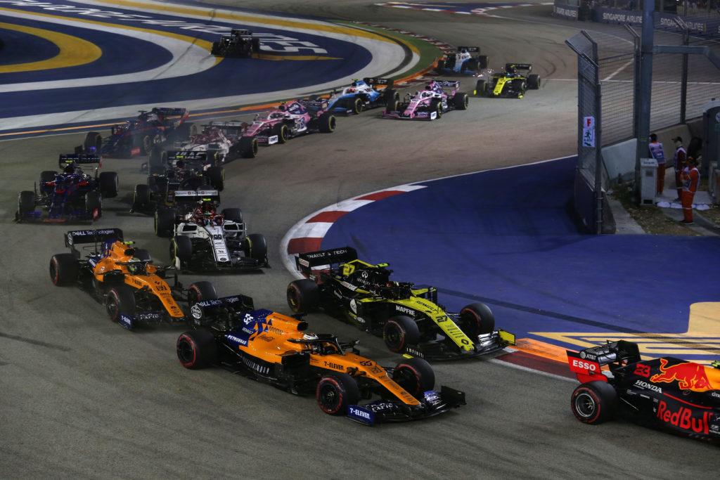 """F1   Sainz contro le riprese TV: """"I fans perdono lo spettacolo"""""""