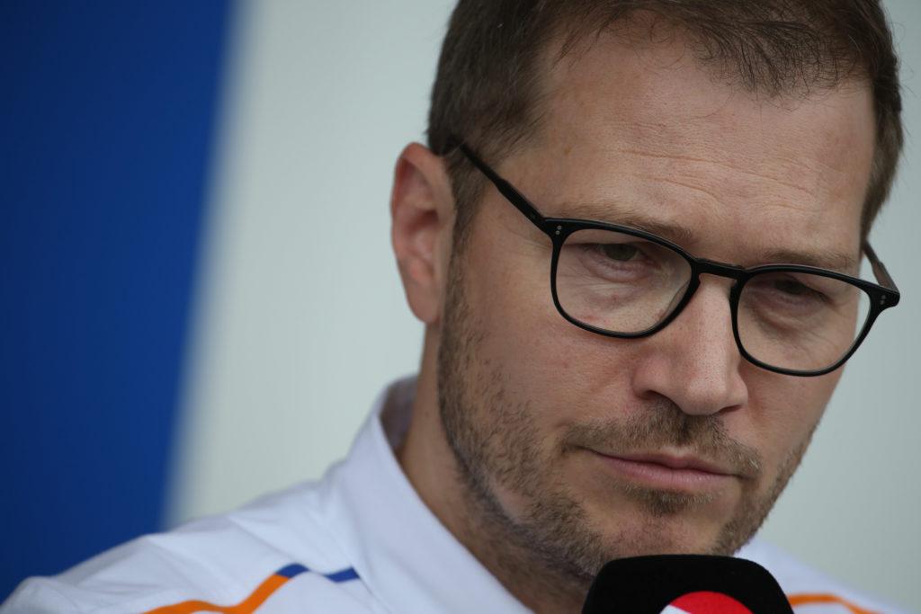 """F1   McLaren, Seidl sui regolamenti 2021: """"L'ultimo incontro a Suzuka è stato costruttivo"""""""