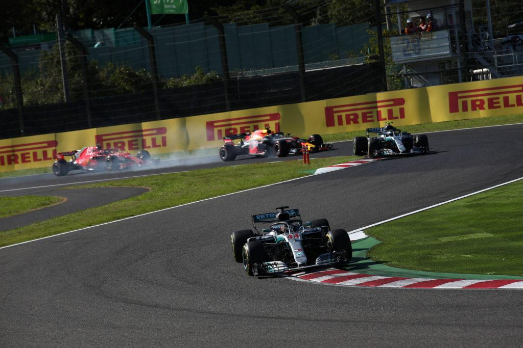 F1, qualifiche rinviate a domenica