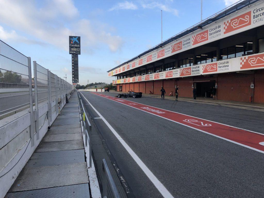 Formula 1 | Mercedes in pista a Barcellona per testare le nuove mescole Pirelli