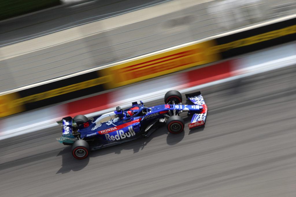 Gp Giappone, sulla Toro Rosso debutta Naoki Yamamoto