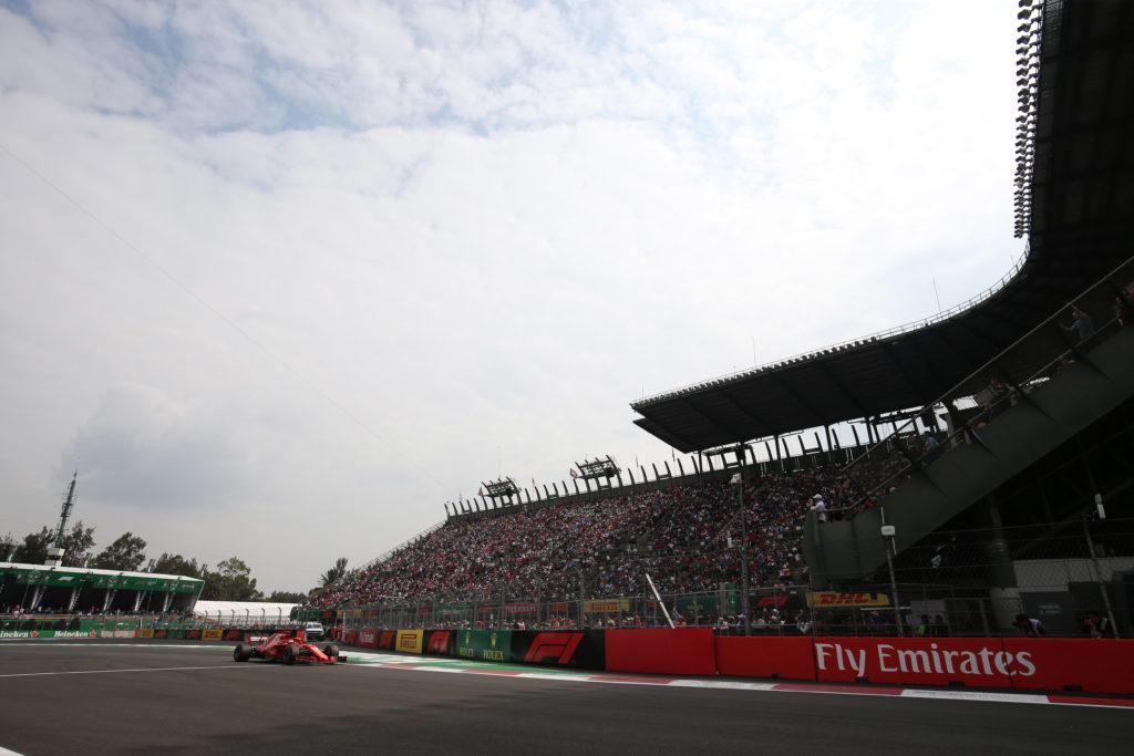 F1 | GP Messico, confermate le zone DRS per il round di Città di Messico