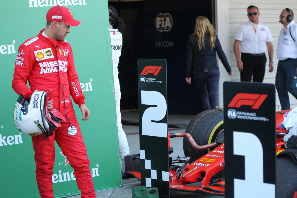 """Formula 1   Ferrari, Vettel ammette: """"Gli aggiornamenti di Singapore mi hanno aiutato"""""""