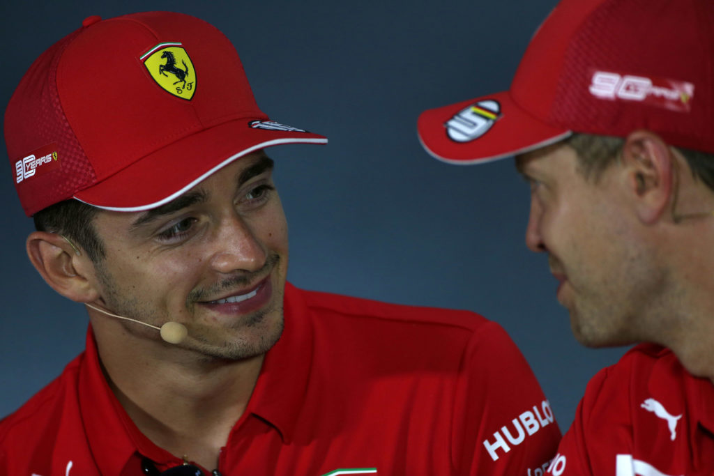 F1, Leclerc: Il circuito del Messico è del tutto particolare!