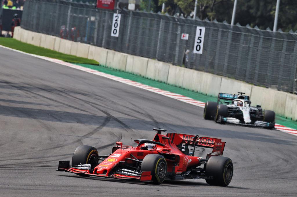 Formula 1 | GP Messico, Vettel chiude sul podio a Città del Messico