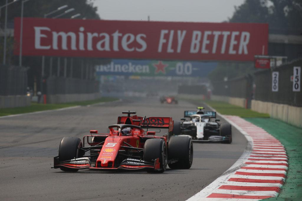 F1 | GP Messico, Ferrari al di sotto delle aspettative a Città del Messico