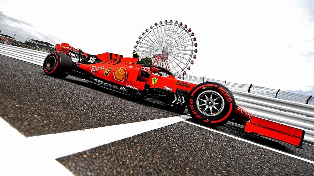 Formula 1 | GP Giappone, lavoro intenso per Vettel e Leclerc nel venerdì di Suzuka