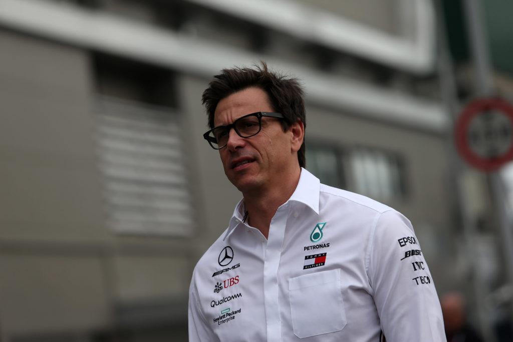 """F1   Mercedes, Wolff: """"Le ultime quattro gare non saranno facili"""""""