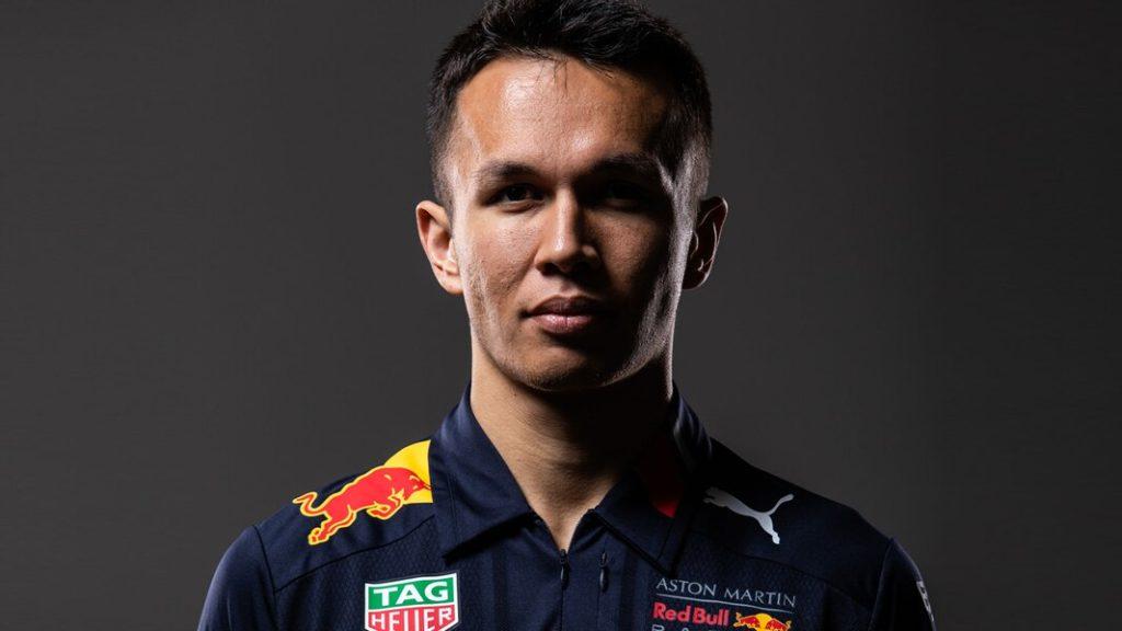 F1, Alexander Albon in Red Bull anche nel 2020