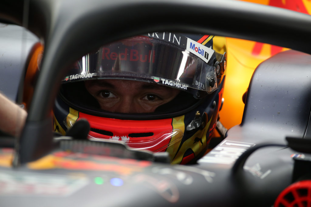 "F1 | Alexander Albon eletto ""Driver of the Day"" del GP degli Stati Uniti"