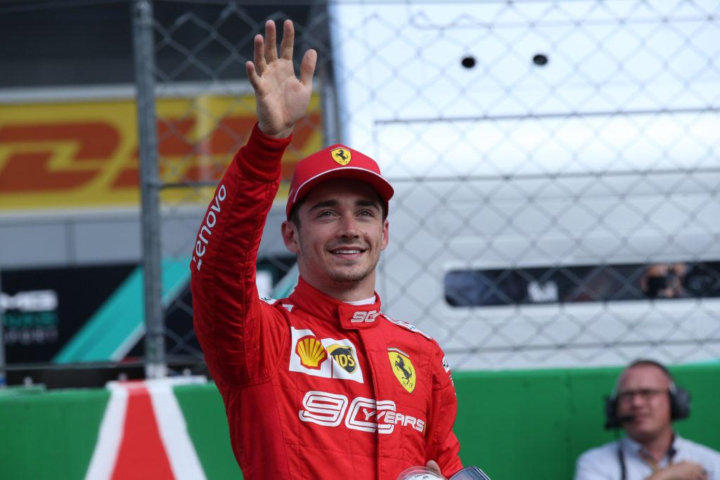 F1 | Ferrari, Leclerc miglior poleman del 2019